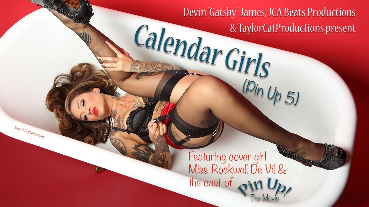 (New Video)-@devinjames96 #CalendarGirls Prod By @jcabeats @PinUp_TheMovie