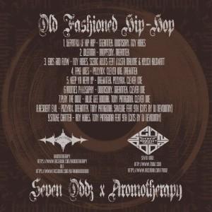 7oddz - Old Fashioned Hip Hop Back Cover