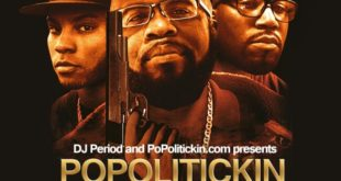 PoPolitickin: The Mixtape Vol.8