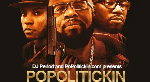 PoPolitickin: The Mixtape Vol.8