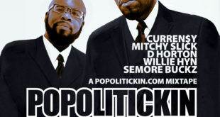 PoPoltiickin The Mixtape Volume 9