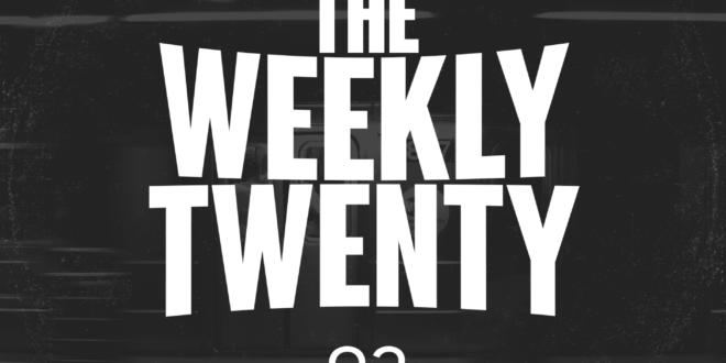 Weekly Twenty #093